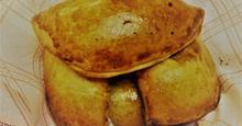 Τυρόπιτες με μοτσαρέλα και φέτα