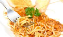 Σπαγγέτι με κιμά και σάλτσα βότκας