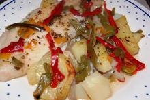 Συνταγές για μπακαλιάρο / Cod recipes