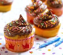 Cupcakes γενεθλίων