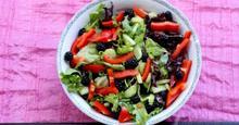 Φιλέτο βακαλάου στη λαδόκολλα με λαχανικά