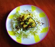 Κοτόπουλο με πιπεριές, μανιτάρια και μουστάρδα - Οι συνταγές της Άννας
