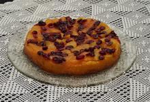 Tarte tatin με μήλα και cranberry
