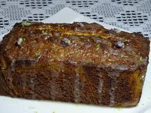 Κέικ με κολοκύθα ανθότυρο και αλεύρι χωρίς γλουτένη
