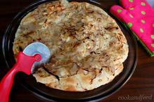 Fugazzeta /Αργεντίνικη γεμιστή πίτσα