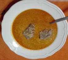 Μοσχαράκι με Τραχανά (γλυκό)