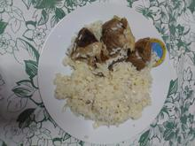 Μοσχαράκι με ρύζι (κατσαρόλας)!!!