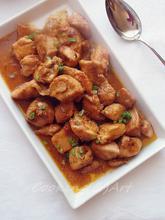 Γλυκές & Πικάντικες μπουκιές κοτόπουλου
