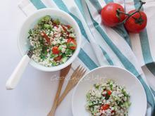 Σαλάτα με κριθάρι ''ταμπουλέ''