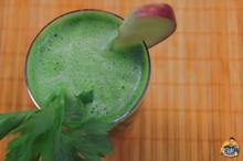 Πράσινος αλκαλικός χυμός