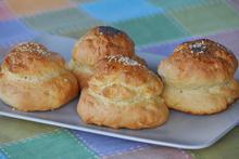 Ατομικά ψωμάκια - Συνταγές Μαγειρικής - Chefoulis