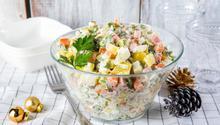 Τέσσερις σαλάτες για το γιορτινό τραπέζι - iCookGreek