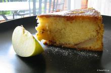 Κέικ με μήλα – η βασιλόπιτα της μαμάς μου