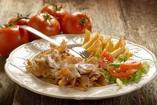Σπιτικός γύρος κοτόπουλο - Συνταγές Μαγειρικής - Chefoulis