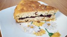 Κέικ νηστίσιμο με μέλι