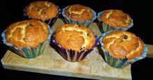 Αφράτα Μάφινς,Γεμιστά -με Μερέντα The best Nutella Filled Muffins