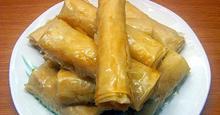 Φλογέρες με καρύδα (ινδοκάρυδο)