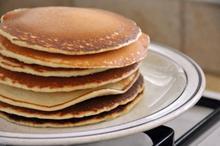 Εύκολα αφράτα pancakes