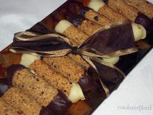 Gluten Free Hazelnut Fingers/Μπισκοτάκια Φουντουκιού χωρίς Γλουτένη