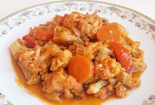 Κουνουπίδι γιαχνί - Συνταγές Μαγειρικής - Chefoulis