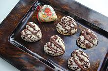 Καρδιές με καρύδα/Coconut Hearts