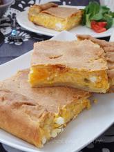 Κολοκυθόπιτα με τυριά