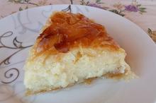 Γαλακτομπούρεκο νηστίσιμο - Συνταγές Μαγειρικής - Chefoulis