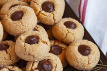 Ζαχαρωμένα μπισκότα με πραλίνα - Συνταγές Μαγειρικής - Chefoulis