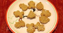 Χριστουγεννιάτικα μπισκότα με στέβια