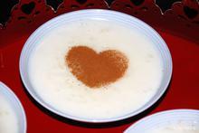Ρυζόγαλο κρέμα με λεμόνι και κανέλα