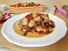 Γίγαντες με σπανάκι/Lima Beans With Spinach