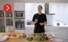 Σωτήρης Κοντιζάς - Έτσι φτιάχνεται μια ζεστή σαλάτα κι ένα καλύτερο μέλλον (βίντεο) - iCookGreek