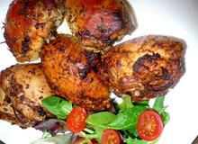 Φιλετάκια κοτόπουλου με σάλτσα ντομάτας χούμπλικ