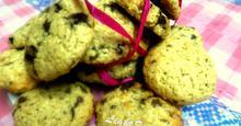 Cookies με βρώμη, νόστιμα και light