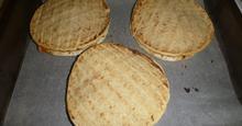 Σκεπαστή Καισαρείας με πίτες από σουβλάκι