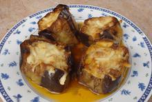 Μελιτζάνες γεμιστές με μοσχάρι - Συνταγές Μαγειρικής - Chefoulis