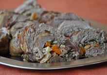 Ρολό χοιρινό στον φούρνο - Συνταγές Μαγειρικής - Chefoulis