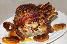 Χοιρινό καρέ γεμιστό - Συνταγές Μαγειρικής - Chefoulis