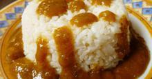 Ρύζι με σάλτσα λαχανικών