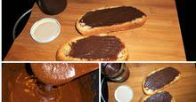 Σπιτική Μερέντα με Ζαχαρούχο Γάλα Homemade Nutella with Sweetened Condensed Milk