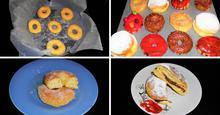 Τα πιο λαχταριστά Ντόνατς Φούρνου Perfect Oven Baked Donuts