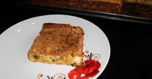 Κολοκυθόπιτα Χωρίς Φύλλο No phyllo Zucchini Pie