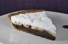 Banoffee tart with chocolate - Recipes - Chefoulis