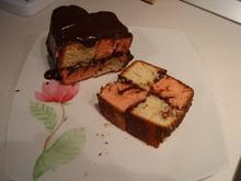 Δίχρωμο κέικ!
