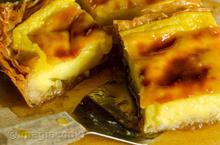 Γαλατόπιτα – γαλακτομπούρεκο | magiacook