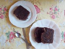 Σοκολατένιο κέικ με τυρί κρέμα