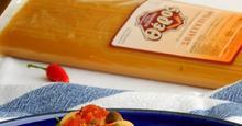 Πικάντικη μακαρονάδα με τόνο, αντζούγιες και κάππαρη