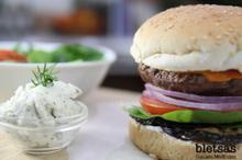 Μουσακας Burger