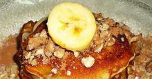 Υπέροχες Τηγανίτες με Μπανάνες