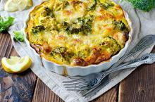 Broccoli soufflé - Recipes - Chefoulis